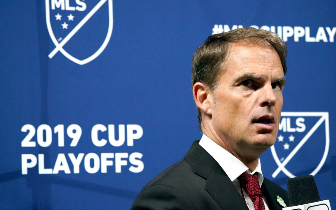 Where Did It Go Wrong with Frank de Boer at Atlanta?