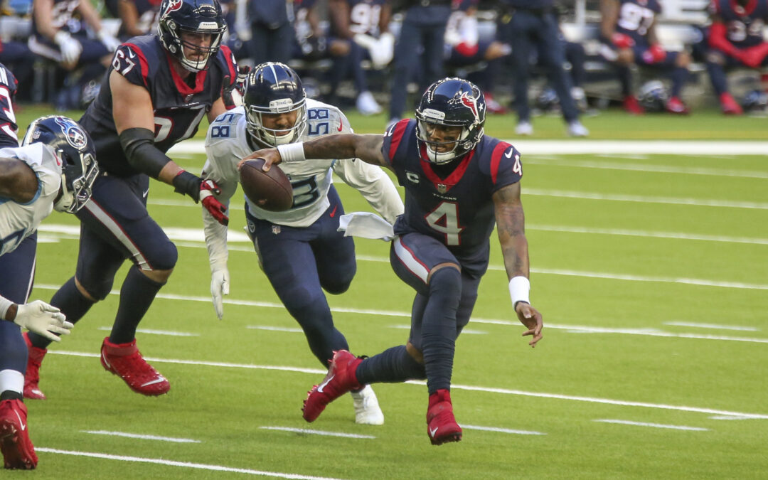 Deshaun Watson tables a trade request to Houston Texans